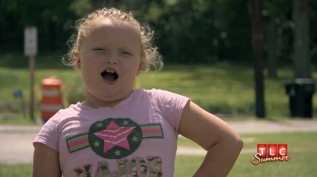 Honey Boo Boo's Style — Where Does the Family Shop For Clothes?