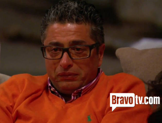 Rich Wakile Cries When Talking About His Father (VIDEO)