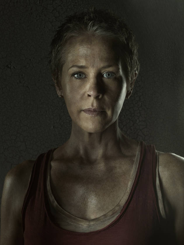 "The Walking Dead Season 4: Cool Carol Stuff Coming? ""Just Wait""!"