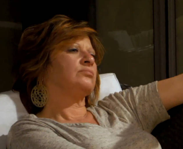 Caroline Manzo in Tears Over Husband's Confession on The Real Housewives of New Jersey