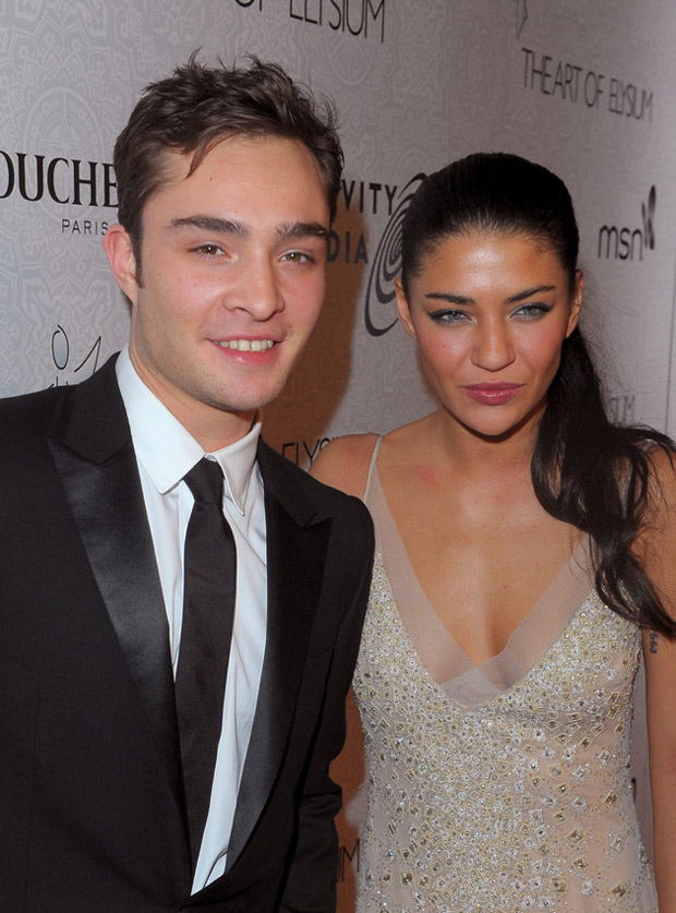Ed Westwick and Jessica Szohr Hanging Out: Are They Dating Again?