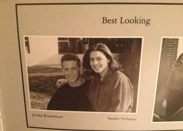 J.P. Rosenbaum Was Voted Best WHAT in High School?!