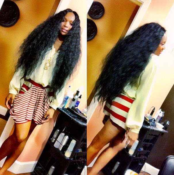 Marlo Hampton Gets Extensions — See Her Wild and Crazy Hair! (PHOTO)