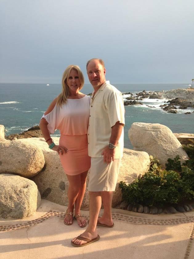 Vicki Gunvalson STILL Dating Brooks Ayers Despite His Threats: Report