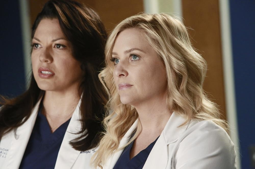 """Grey's Anatomy Season 10 Spoilers: Callie Acts Out, Calzona Will """"Regress"""""""