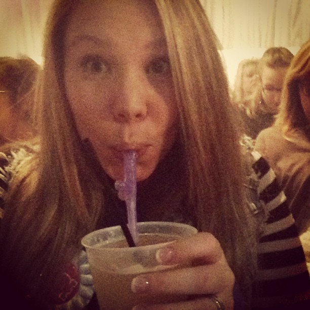 Kailyn Lowry Gets Down and Dirty at Her Bachelorette Party (PHOTO)