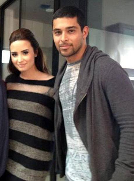 Demi Lovato Skips the VMAs for a Disney Date with Wilmer Valderrama