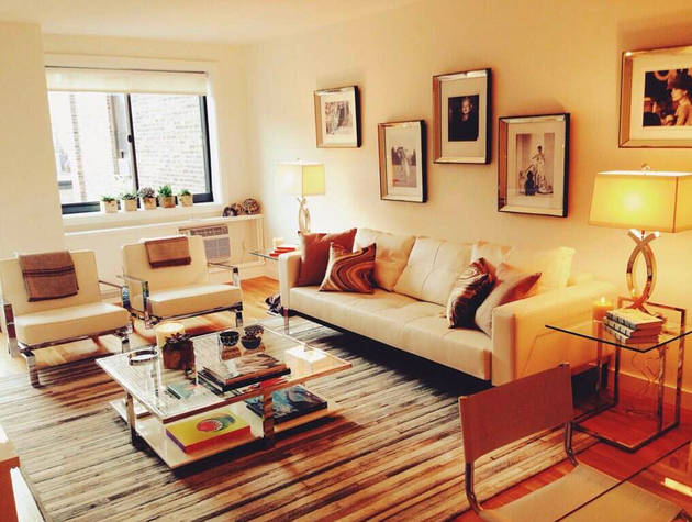 Yolanda Foster Decorates Daughter Gigi's NYC Apartment — See Inside!