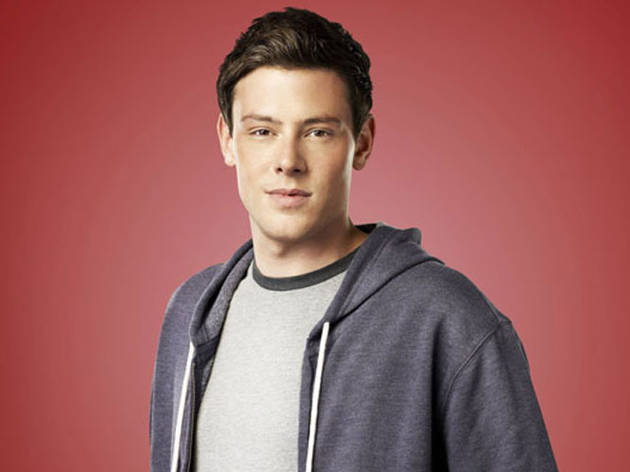 Cory Monteith Added to Glee Season 4 DVD Cover Art
