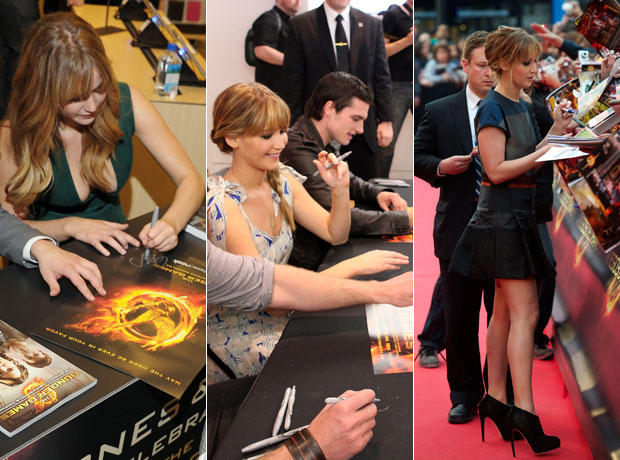 Is Jennifer Lawrence Left-Handed? 3 Weird Questions, Answered!