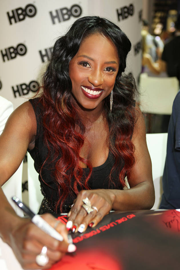 True Blood Trivia: 10 Things You Didn't Know About Rutina Wesley