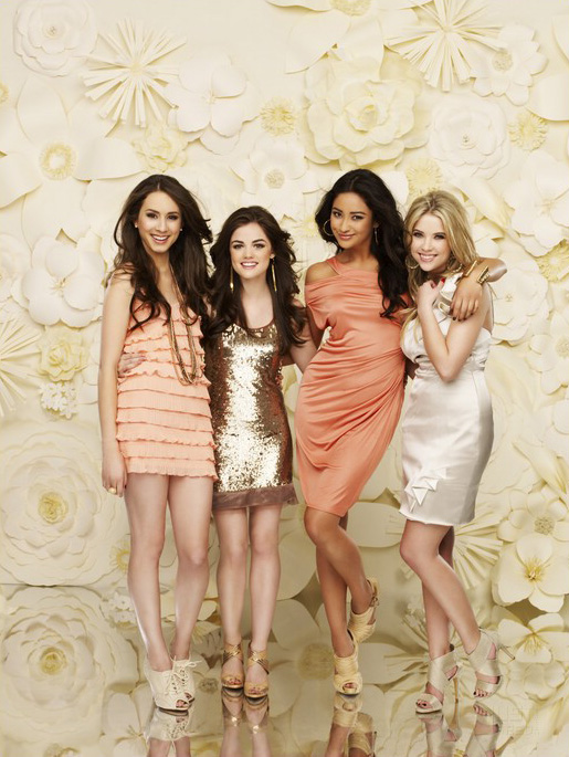 Pretty Little Liars Burning Question: Who's the Biggest Liar? We'll Find Out In…