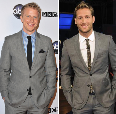 Bachelors Juan Pablo vs. Sean Lowe  — Who Looks Better in a Suit?