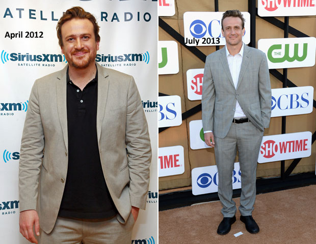 Jason Segel's Dramatic Weight Loss — For Nude Scenes?!
