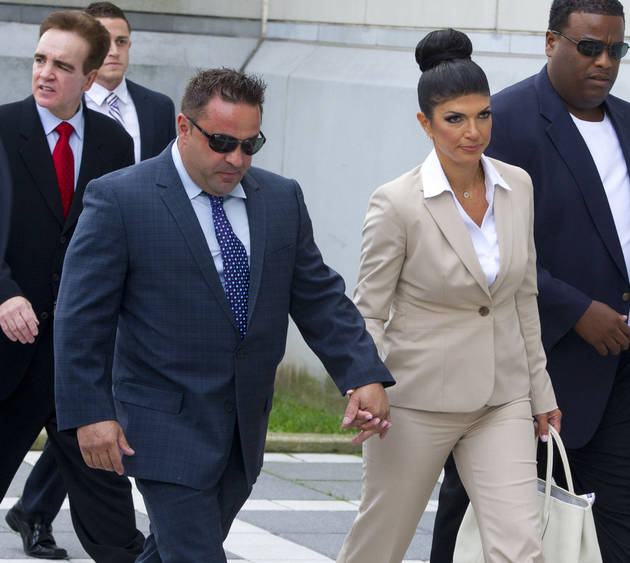 Teresa and Joe Giudice's Trial Date Set For October 8, Reality Star Pleads Not Guilty