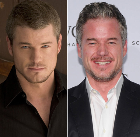 Grey's Anatomy's McSteamy Then and Now — Look How Much Eric Dane Has Changed! (PHOTOS)