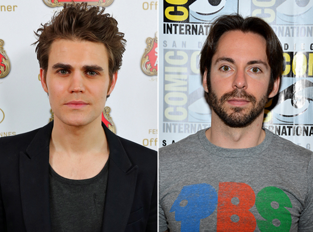 Vampire Diaries' Paul Wesley Wraps Army Drama, Sam & Amira, With Martin Starr!