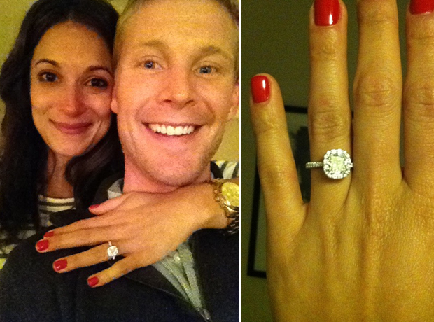 Angelique Cabral Exclusively Reveals Engagement Story With Husband Jason Osborn