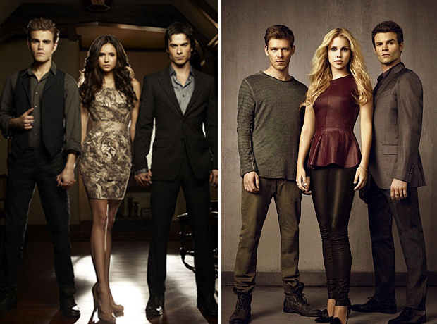 The Vampire Diaries vs. True Blood vs. Dracula: Which Show Has the Hottest Vampires? (PHOTOS)