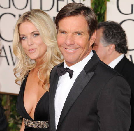 Dennis Quaid Divorce Is Off! Reconciles With Wife of 9 Years