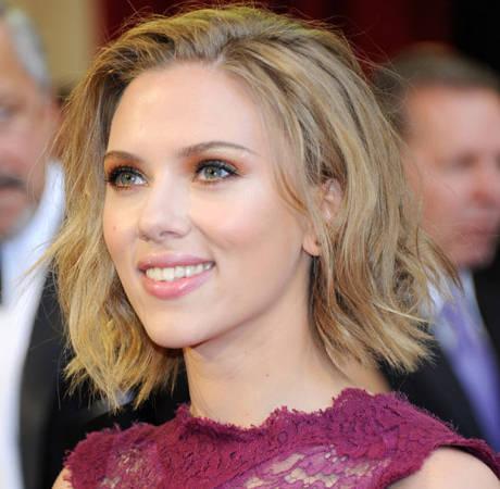Scarlett Johansson Engaged to Boyfriend Romain Dauriac (UPDATE)