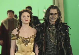 Once Upon a Time Season 3 Spoilers: Robert Carlyle Reveals What's Next For Rumbelle