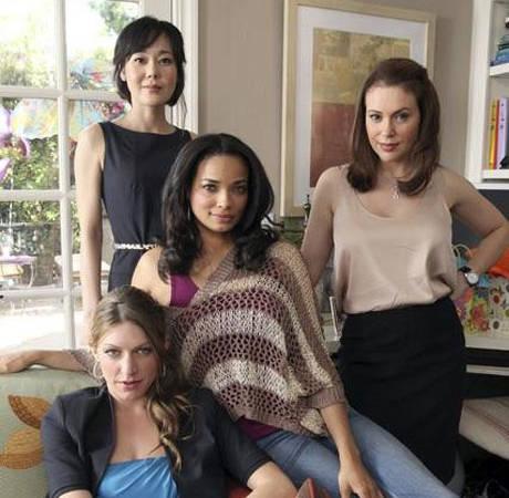 ABC's Summer Hit Mistresses Renewed For Season 2!