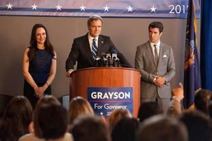 Revenge Season 3 Spoilers: Conrad Grayson's Possible New Love Interest