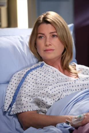 "Grey's Anatomy Season 10 Spoilers: ""Pick Up My Baby!"" Demands Meredith (VIDEO)"