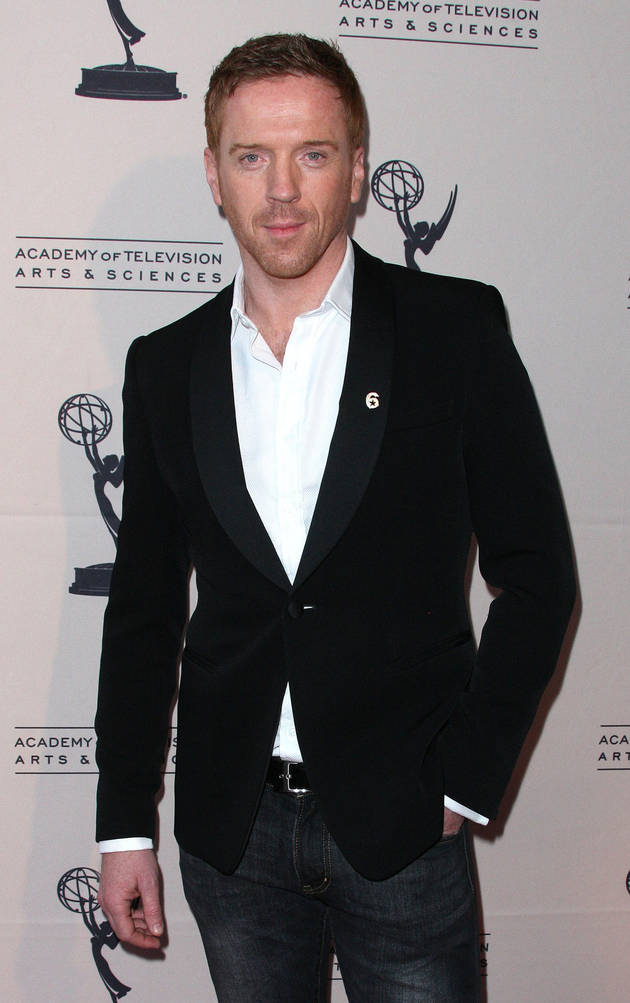 Homeland's Damian Lewis Wants to Play James Bond?