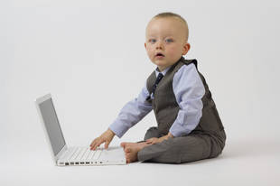 """Babies of NYC """"Media Elites"""" Have Thousands of Twitter Followers"""