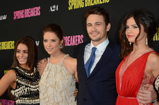 Ashley Benson in Spring Breakers 2? James Franco Says It Might Happen!
