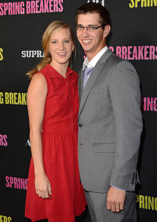Heather Morris Gives Birth to a Baby Boy — What's His Name?
