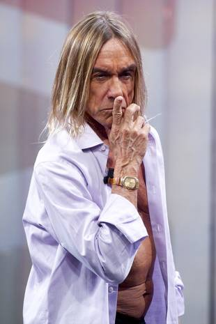 Once Upon a Time in Wonderland Spoilers: Iggy Pop Cast as The Caterpillar!