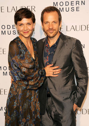 Maggie Gyllenhaal Goes Braless in a See-Through Dress (PHOTO)