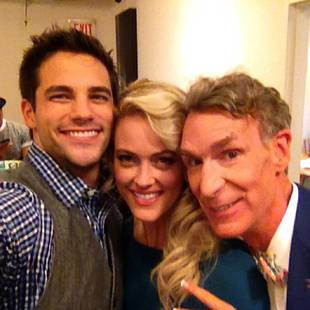 Pretty Little Liars' Brant Daugherty Reacts to Dancing With the Stars 2013 Casting!