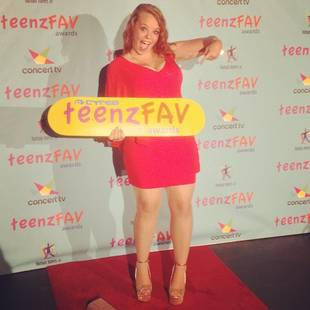 Catelynn Lowell Shows Off Crazy Cleavage — Hot or Too Hot? (PHOTO)