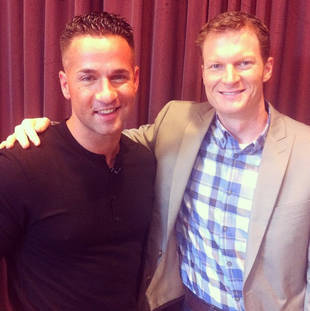 The Situation Hangs Out With NASCAR Legend Dale Earnhardt Jr. (PHOTO)
