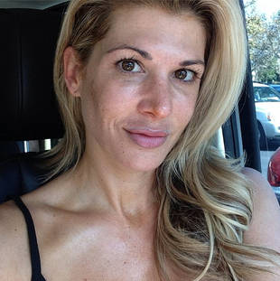 Alexis Bellino Shows Off Post-Facial Makeup-Free Face — Hot or Not? (PHOTO)