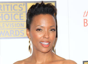 Aisha Tyler Tears Up Over Her Secret Struggle With Infertility on 'The Talk'