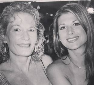 """Alexis Bellino's Throwback Thursday Photo — Who's Her """"Best Friend""""?"""