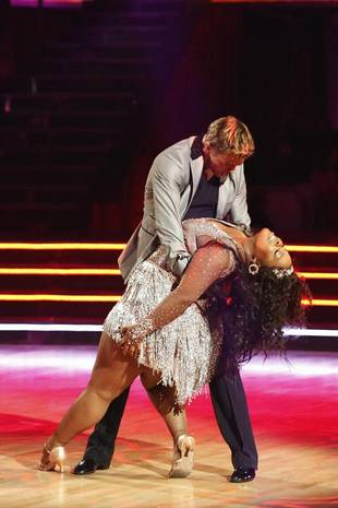 "Dancing With the Stars 2013's Amber Riley Says Glee Is ""More Grueling""Than DWTS!"