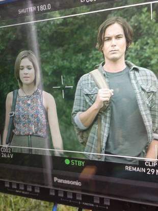 Ravenswood Spoilers: Caleb and Miranda's Walk Through The Cemetery