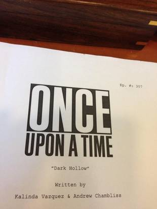 """Once Upon a Time Season 3 Spoilers: Episode 7 Title Revealed — """"Dark Hollow"""" (PHOTO)"""