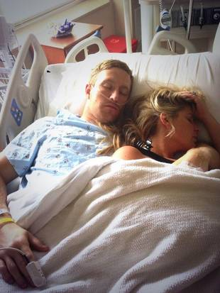 Kim Zolciak Breaks Down Watching Husband Kroy Biermann Get Injured