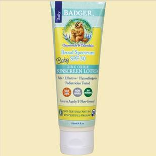 Badger Sunscreen Recalled For Possible Microbial Contamination