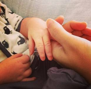 Jamie-Lynn Sigler Debuts First Photo of Newborn Baby Boy — See It!