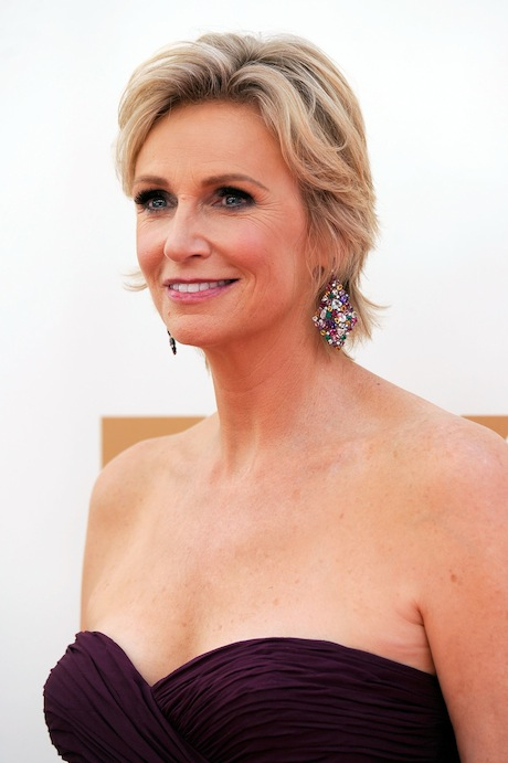 """Jane Lynch: """"Nobody Wants Marriage Advice From Me Anymore"""" (VIDEO)"""