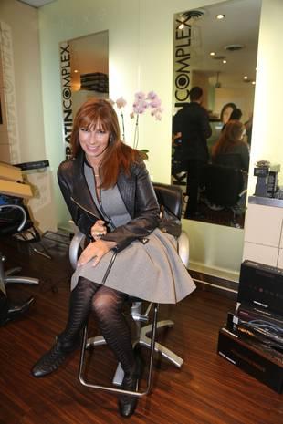 LuAnn de Lesseps, Jill Zarin, and Kelly Bensimon Reunite at Keratin Complex Salon (PHOTOS)