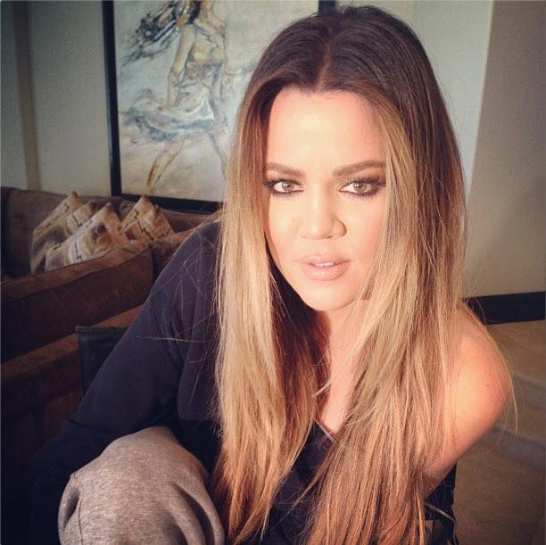 Khloe Kardashian Shares Loving Message With Fans Amid Breakup Rumors
